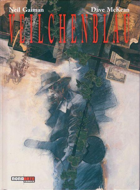 Veilchenblau - Das Cover