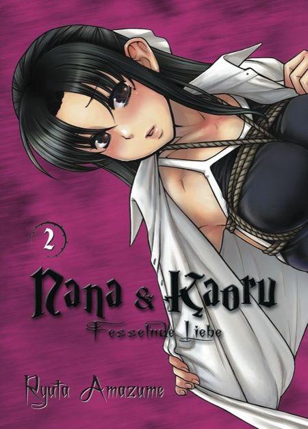 Nana & Kaoru: Fesselnde Liebe 2 - Das Cover