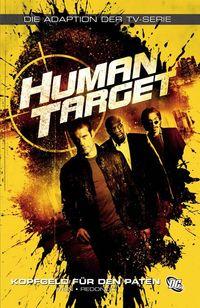 Human Target 1: Kopfgeld für den Paten - Das Cover