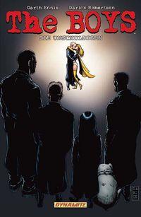The Boys 7: Die Unschuldigen - Das Cover