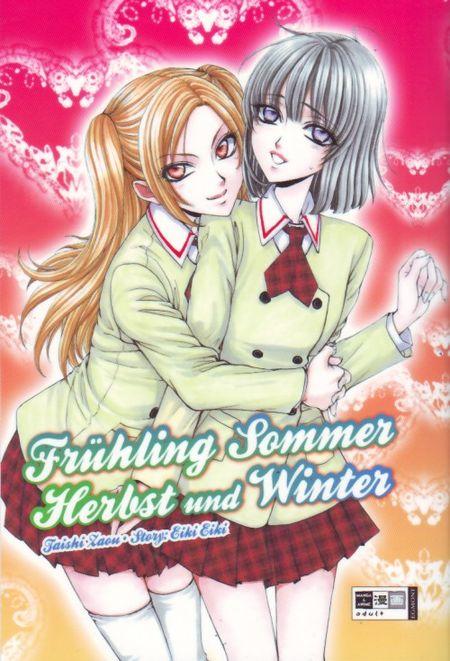 Frühling, Sommer, Herbst und Winter - Das Cover