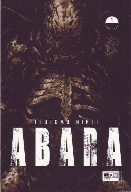 ABARA 1 - Das Cover