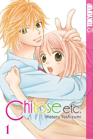 Chitose etc. 1 - Das Cover