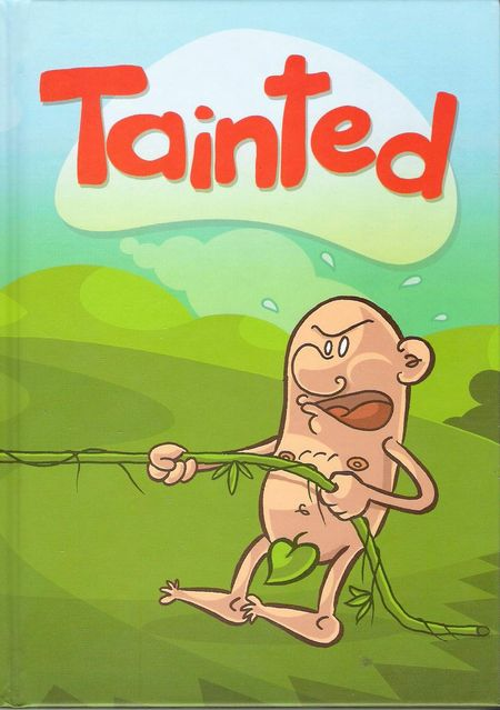 Tainted - Das Cover
