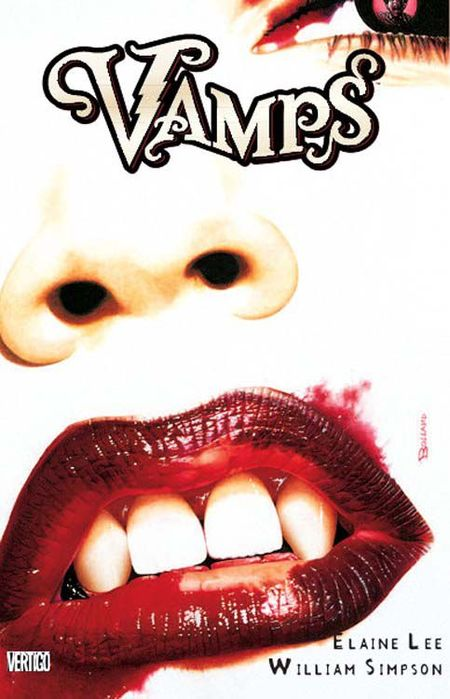 Vertigo Select 14: Vamps - Das Cover