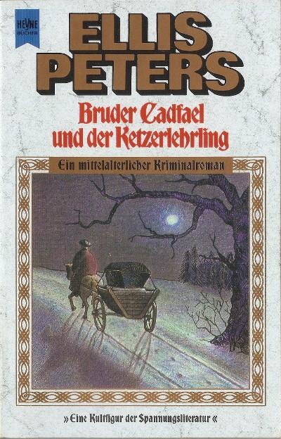 Bruder Cadfael 16: Bruder Cadfael und der Ketzerlehrling - Das Cover