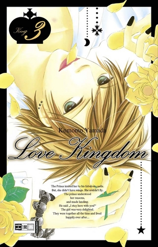 Love Kingdom 3 - Das Cover