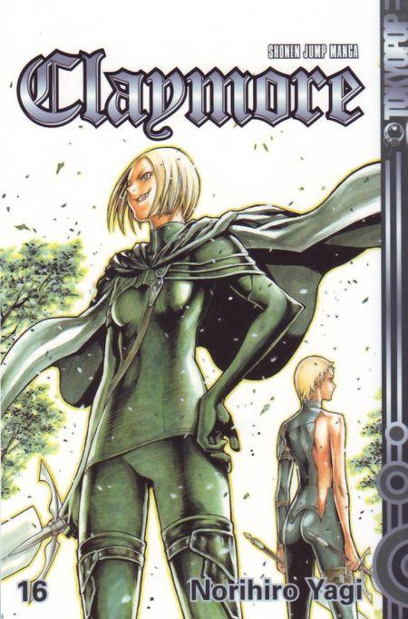 Claymore 16 - Das Cover