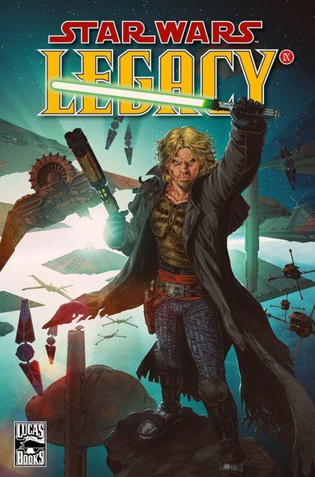 Star Wars Sonderband 60: Legacy IX – Cade Skywalker, Sith-Jäger - Das Cover
