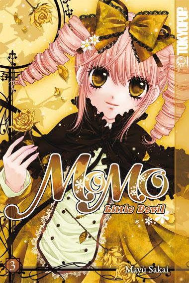 Momo - Little Devil 3 - Das Cover