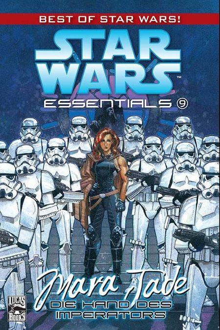 Star Wars Essentials 9: Mara Jade - Die Hand des Imperators - Das Cover