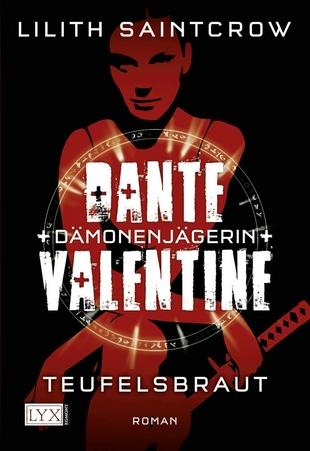Dante Valentine: Dämonenjägerin: Teufelsbraut - Das Cover