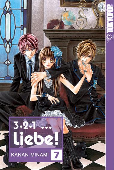 3, 2, 1 … Liebe! 7 - Das Cover