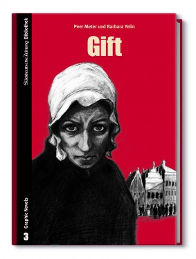 SZ Bibliothek Graphic Novels 3: Gift - Das Cover