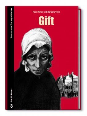 SZ Bibliothek Graphic Novels 3: Gift - Das Cover
