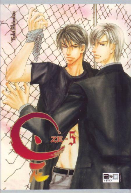 ZE 5 - Das Cover