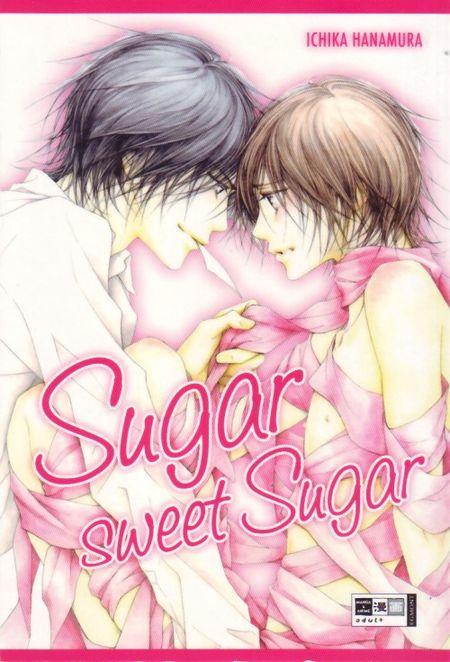 Sugar Sweet Sugar - Das Cover