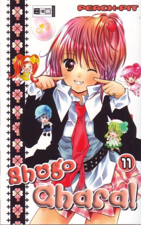 Shugo Chara! 11 - Das Cover