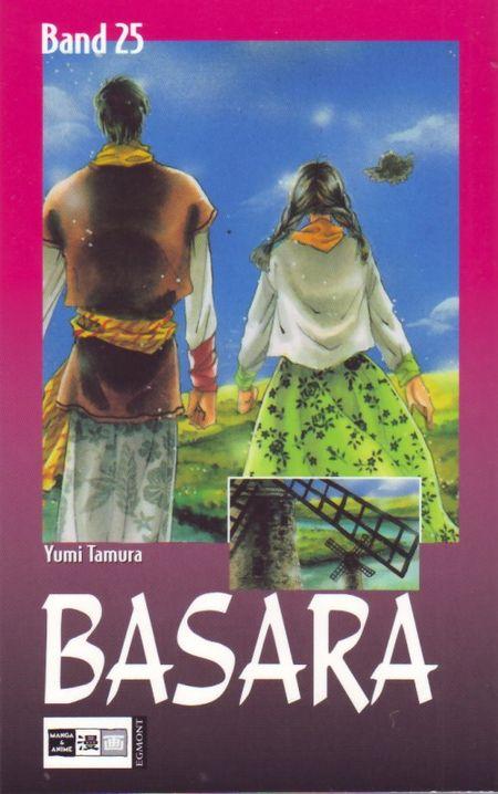 Basara 25 - Das Cover
