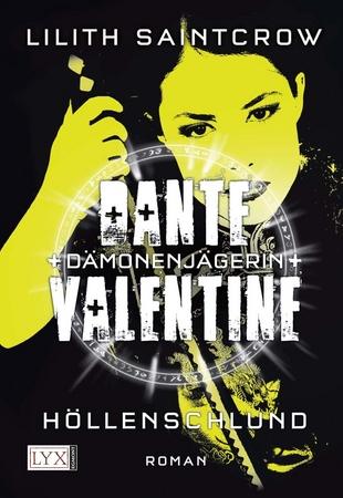 Dante Valentine: Dämonenjägerin 05: Höllenschlund - Das Cover