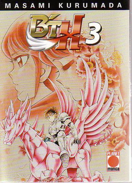 B'T X 3 - Das Cover