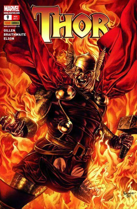 Thor 9: Pakt mit dem Teufel - Das Cover