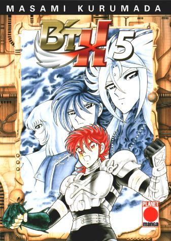 B'T X 5 - Das Cover