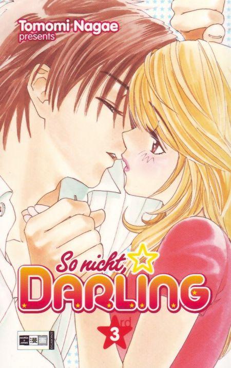 So nicht, Darling 3 - Das Cover