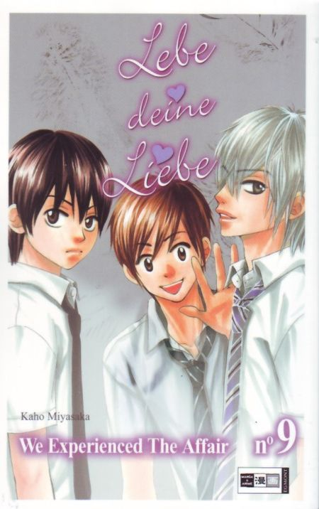 Lebe deine Liebe 9 - Das Cover