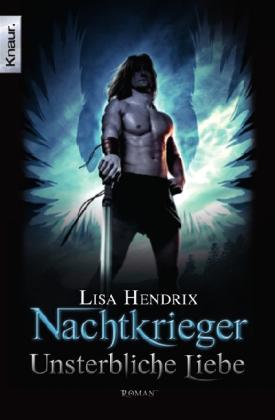 Nachtkrieger: Unsterbliche Liebe - Das Cover