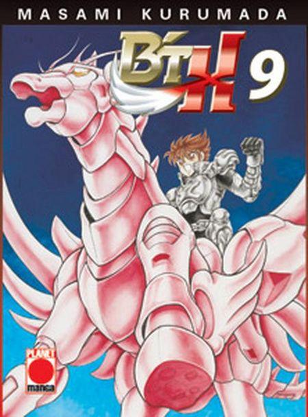 B'T X 9 - Das Cover