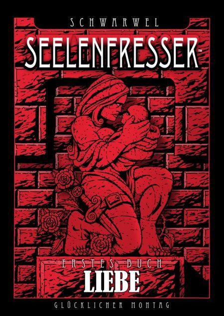 Seelenfresser – Erstes Buch: Liebe - Das Cover