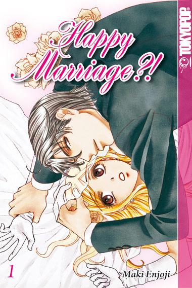 Happy Marriage?! 1 - Das Cover