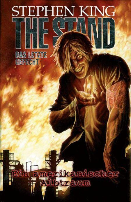 Stephen King The Stand: Ein Amerikanischer Alptraum 2: Das letzte Gefecht - Das Cover