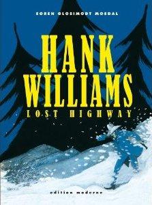 Hank Williams - Lost Highway - Das Cover