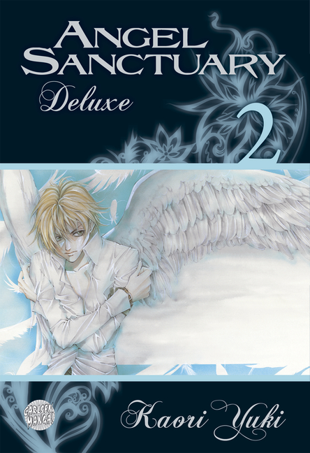 Angel Sanctuary Deluxe 2 - Das Cover