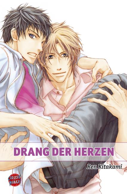 Drang der Herzen - Das Cover