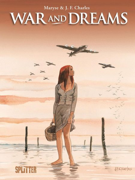 War and Dreams - Das Cover