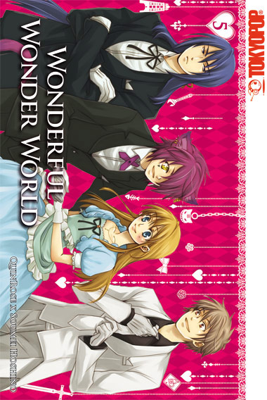 Wonderful Wonder World 5 - Das Cover