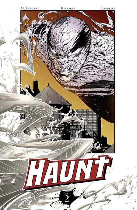 Haunt 2 - Das Cover