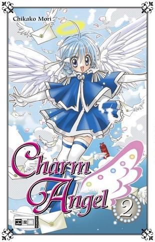 Charm Angel 2 - Das Cover