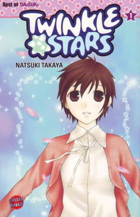 Twinkle Stars 1 - Das Cover