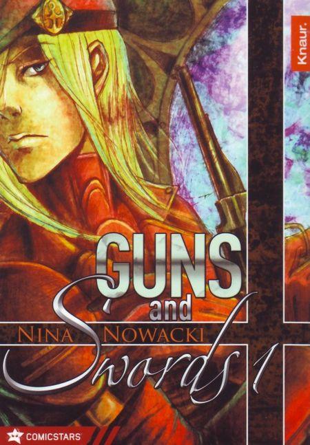 Guns & Swords 1 - Das Cover