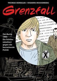 Grenzfall - Das Cover