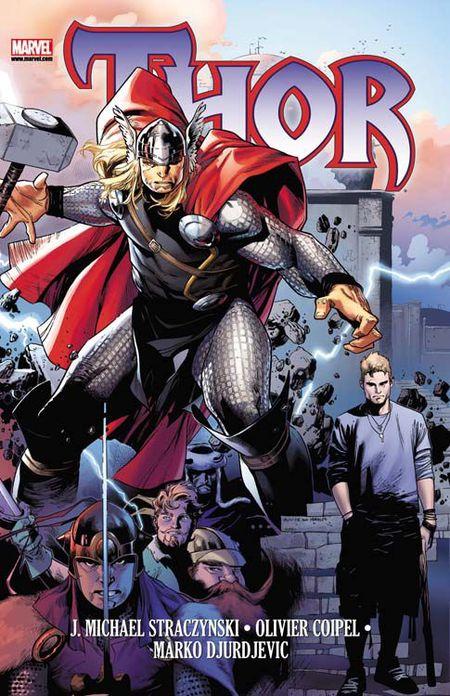 Thor Paperback 2: Vater und Sohn - Das Cover