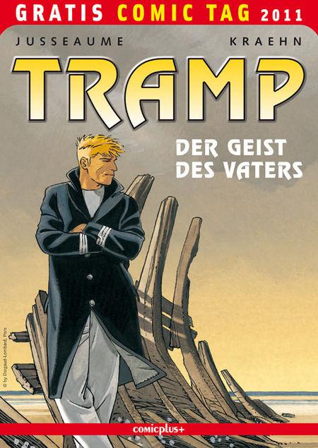 Tramp - Gratis Comic Tag 2011 - Das Cover