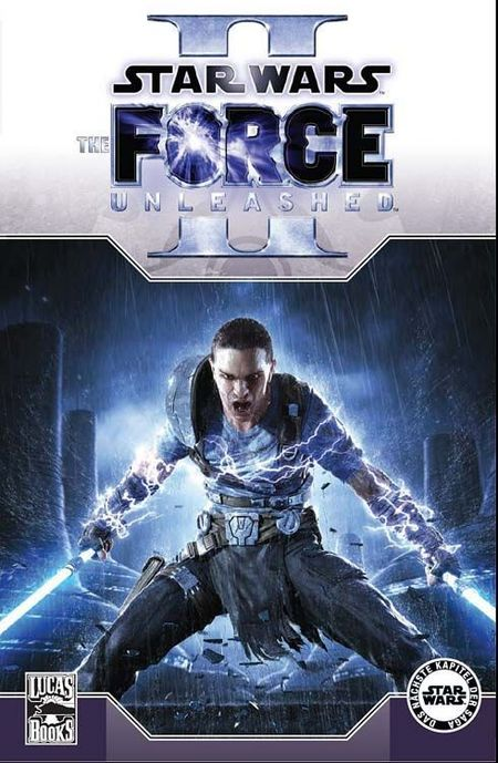 Star Wars Sonderband 58: The Force Unleashed II - Das Cover