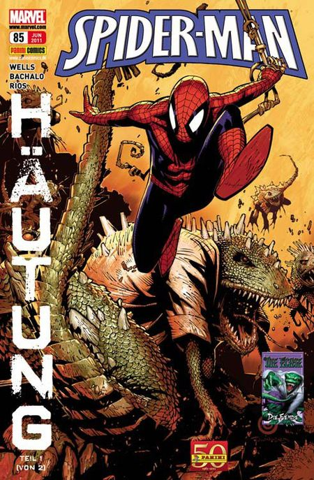 Spider-Man 85 - Das Cover