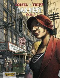 Das Nest 5: Montreal - Das Cover