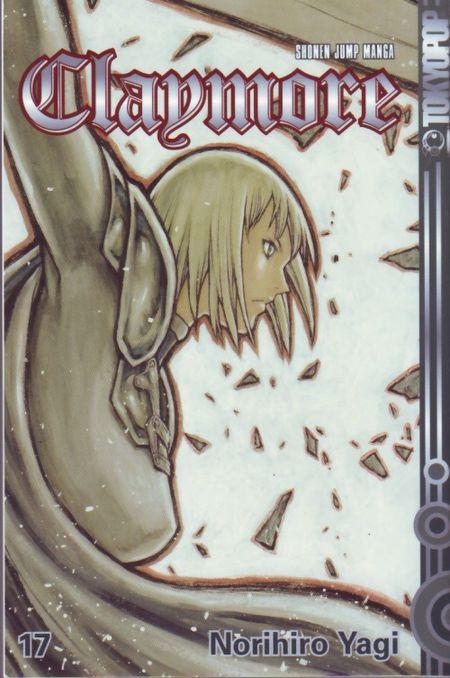 Claymore 17 - Das Cover